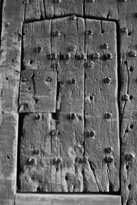 Doorway in Carlisle Castle