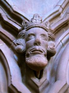 Capital of King Edward I