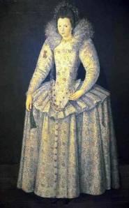 Bess Raleigh nee Throckmorton