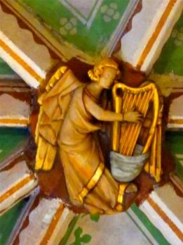Tewkesbury angel