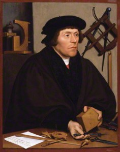 NPG 5245; Nicholas Kratzer after Hans Holbein the Younger